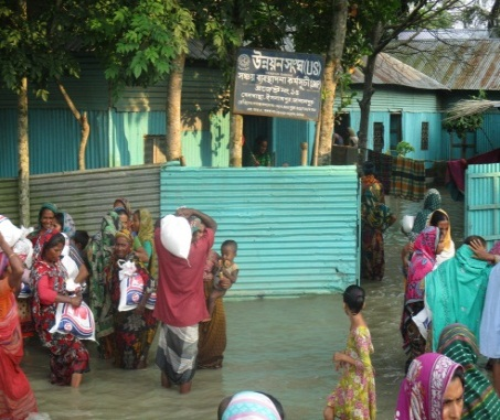 Bangladesh Flood Response Project